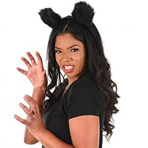 bear costume ears and tail