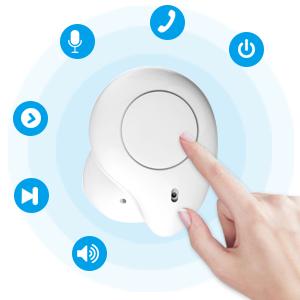 True Wireless Earbuds,Willful T1 Bluetooth 5.0 Earbuds in-Ear Headphones Wireless Earphones
