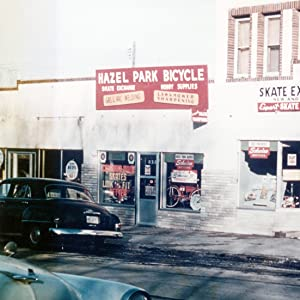 Original Park Tool bike shop