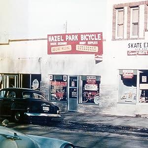 Original Park Tool bike shop