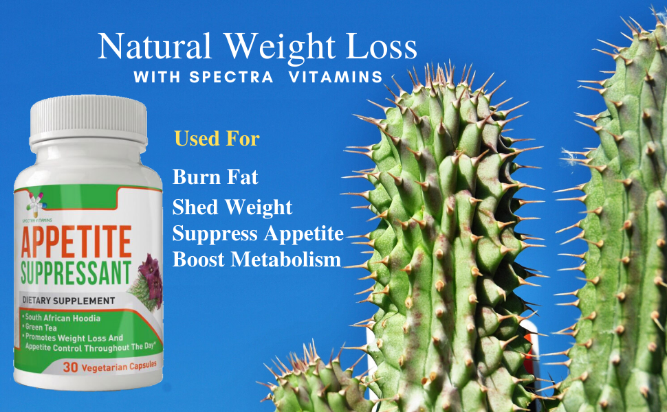 Natural Weigh Loss, appetite suppressant, matabolism booster