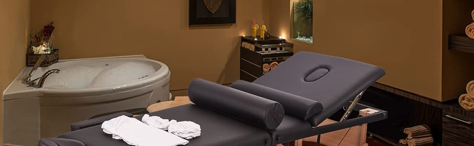 Massage table massage bed spa bed salon bed fold massage table9