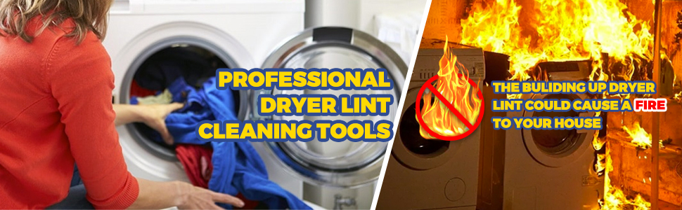 dryer vent cleaning tools