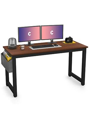 Cubiker Computer desk, Espresso