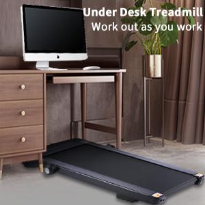 under desk treadmill