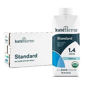 Kate Farms Standard 1.4 Vanilla