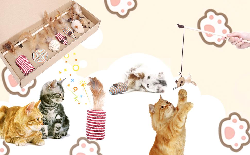 猫おもちゃ