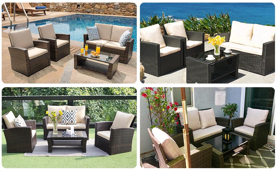 Outdoor_Patio_Furniture_Set_4pcs_Patio_Set_Garden_Conversation_Set_Wicker_Chair_Set_01