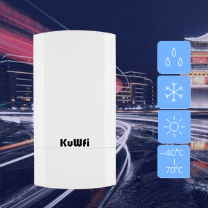 WiFi Bridge 5.8G 900Mbps Point to Point Access Point