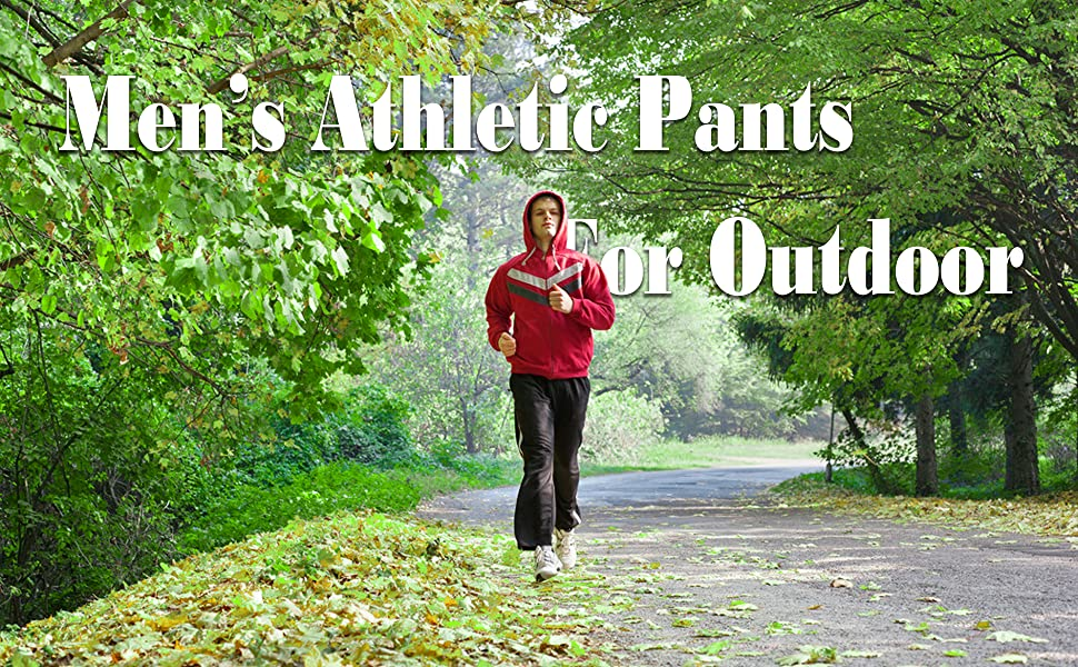 mens workout athletic pants