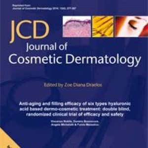 testresults testing efficacy dermatology published fillerina patents skincare antiageing reviews