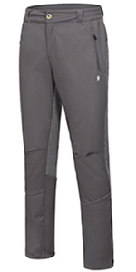 Men Softshell Pants
