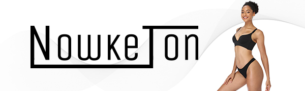 NowkeTon Thongs for women