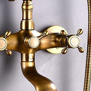 Double Cross Handle