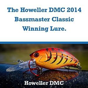 Livingston's Lures - Howeller DMC tournament winning bait