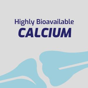 High Bioavailable Calcium