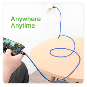 Durable Phone Charger Cord