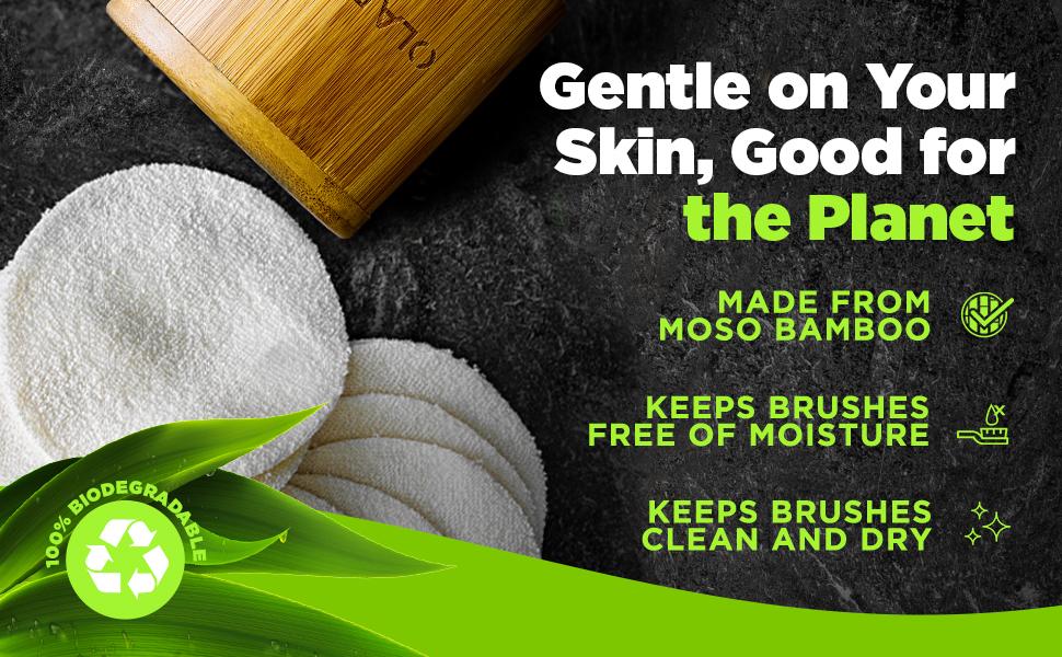 reusable cotton rounds makeup eraser cotton pads for makeup removal microfiber face cloth