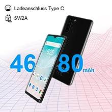 smartphone 4680mah
