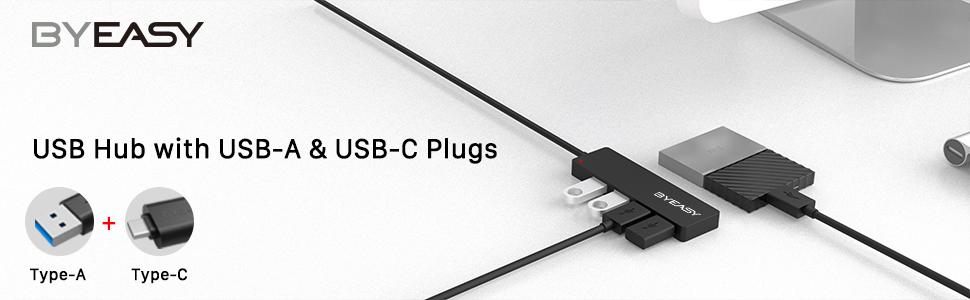 USB HUB 3.0 BYEASY