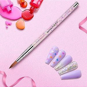 nail polish brush