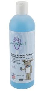 dog dental water additive