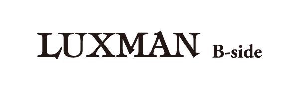 LUXMAN B-sideロゴ