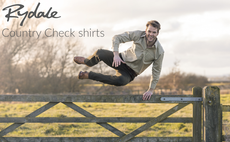 Rydale Country Check Shirts