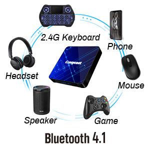 Support BT 4.1