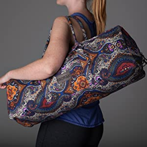 Yoga Mat Bags and Carriers