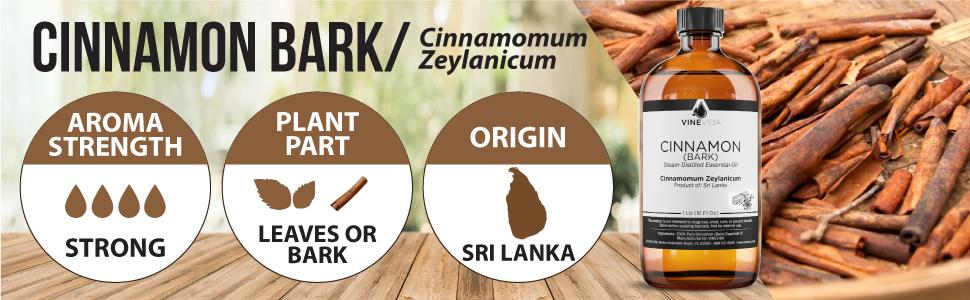 Cinnamon Bark 16 Oz