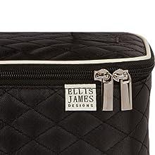 hair bag, black cosmetic bag, makeup travel bags, make up travel bag, makeup bag big, hair bags