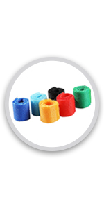 Colorful Cable Ties
