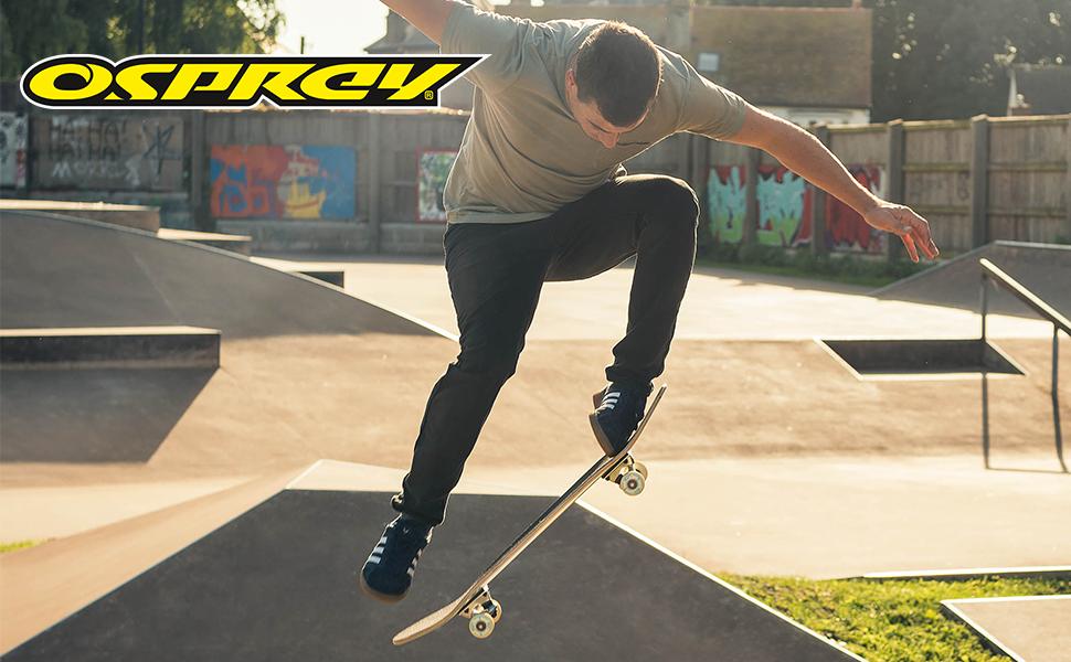 Osprey Kits Teen Skateboard