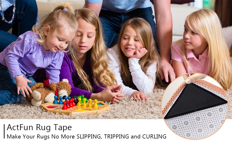 ActFun Rug Tape