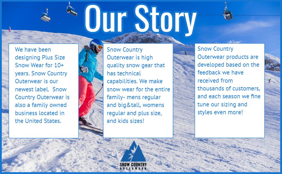 plus size ski pants snow country outerwear story 1x 2x 3x 4x 5x 6x