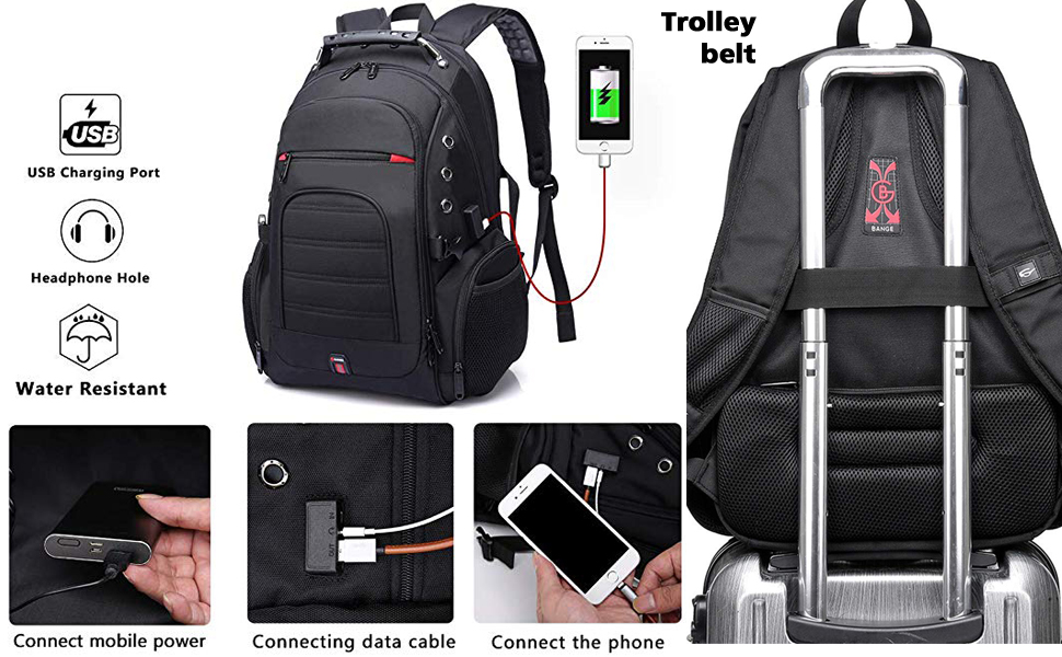 waterproof laptop backpack India