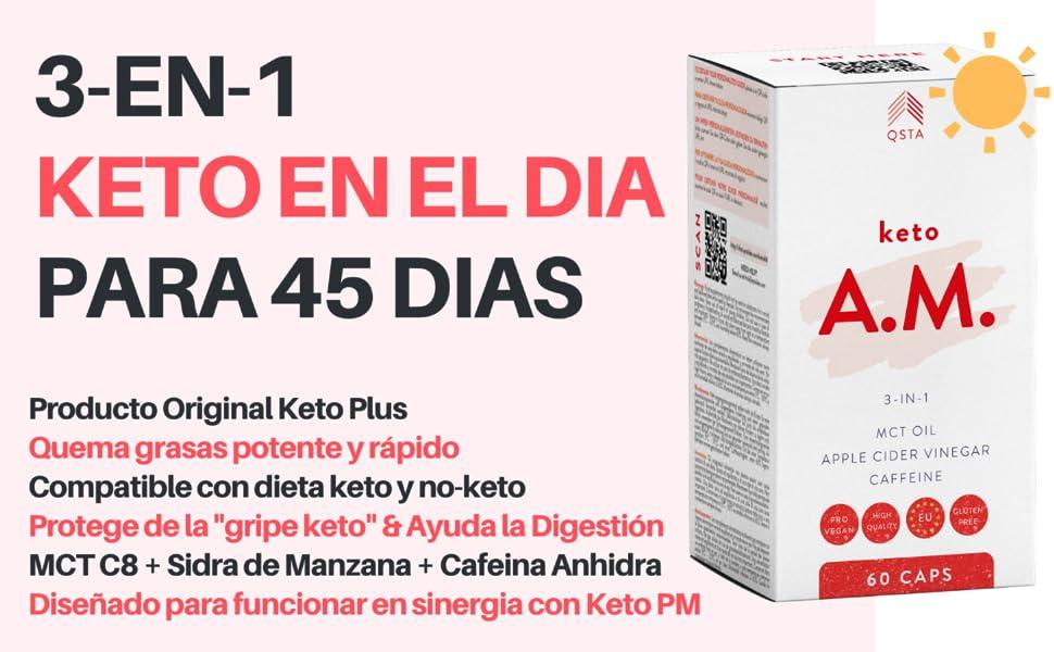 pastillas para adelgazar keto plus precio