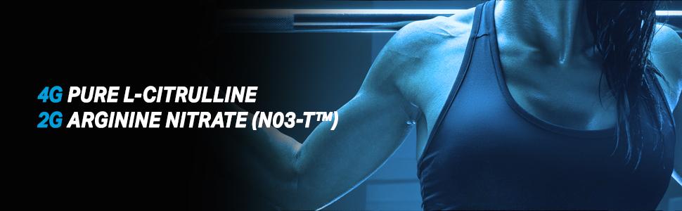 high volume nitric oxide no booster n.o. arginine l-arginine citrulline agmatine pre workout