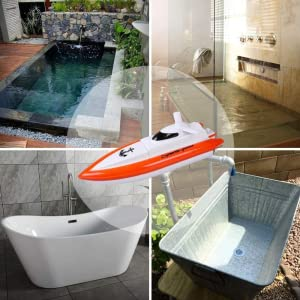 rc boat for pools & lakes