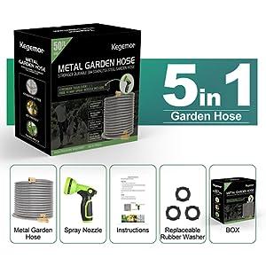 garden hose 50 ft