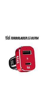 Equinux Tizi Turbolader 2x Mega 2fach Usb Computer Zubehör