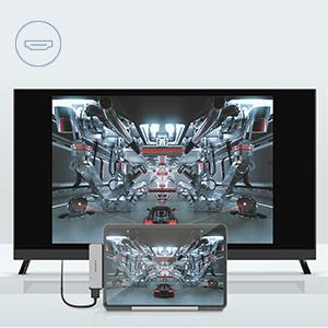 Stunning Video & Audio Output