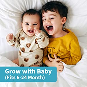 Grow with baby
