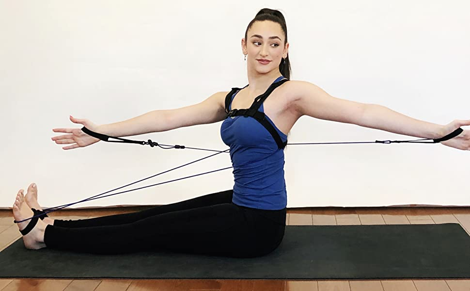 Wearable resistance Golf, Dance, Ballet, Pilates, any exercise anywhere