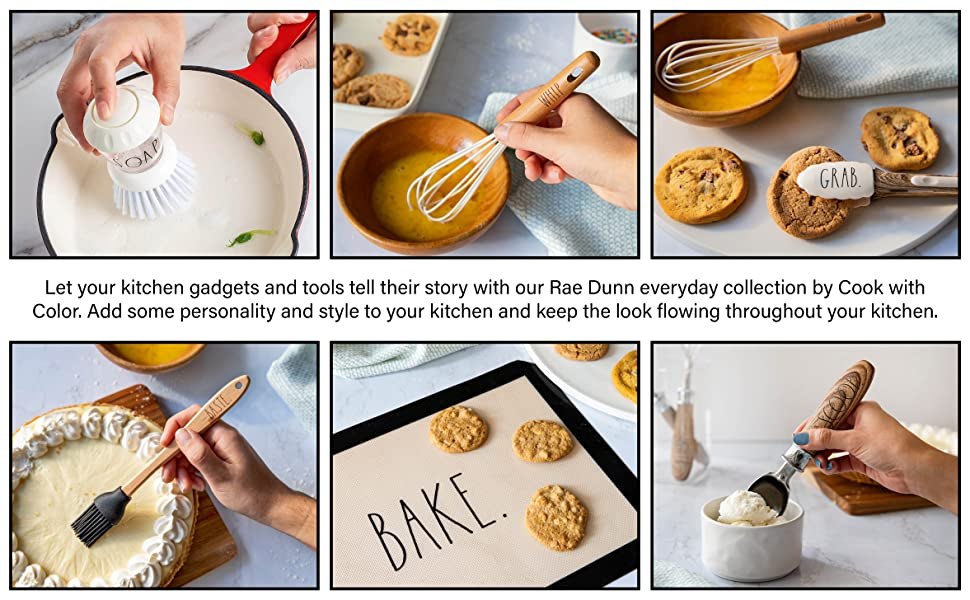 Rae Dunn Kitchen Products