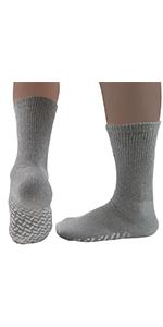 diabetic socks, Gripper socks