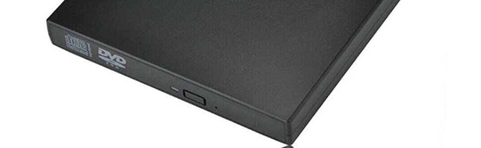 External DVD drive with CD recorder (COMBO)