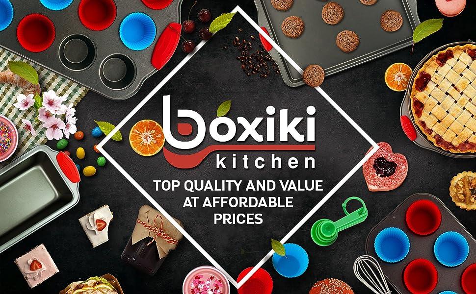 boxiki, bakeware, kitchen