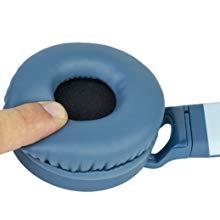 super soft earmuffs over ear headphone bluetooth headphones for kids over the ear wireless headphone